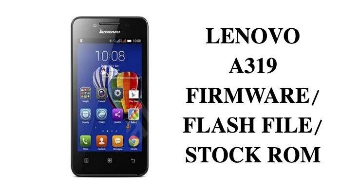 lenovo-a319-flash-file