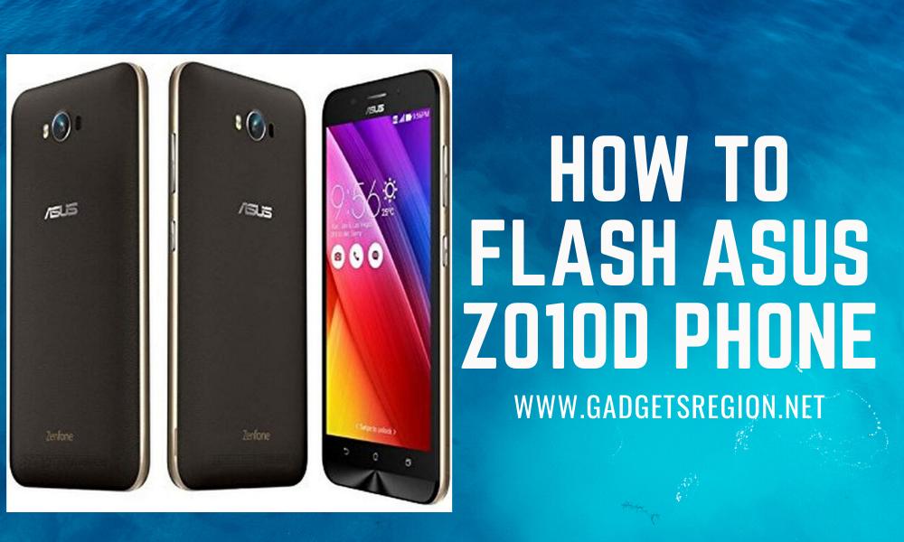 Asus Z010D Flash File